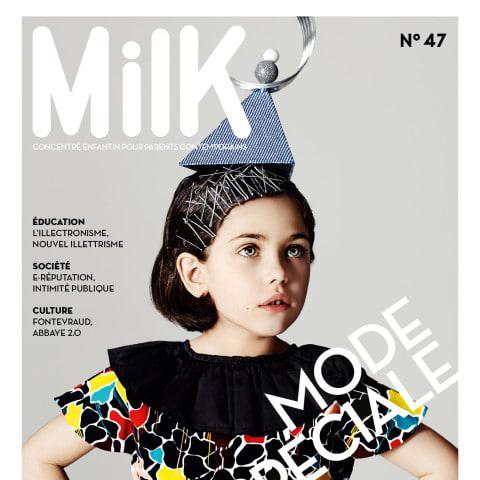 Milk Magazine 47