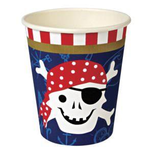 Pirates cups