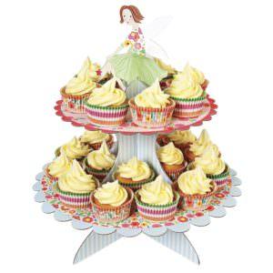 Présentoir à gâteaux Fées