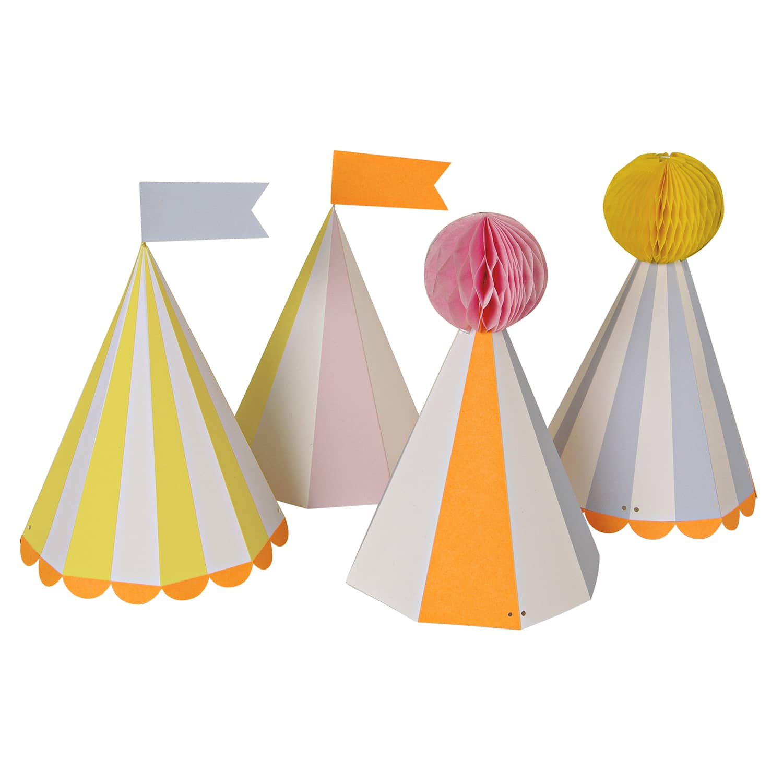 chapeaux-fete-cirque-anniversaire