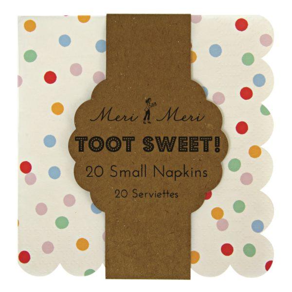 Spotty Napkins (small)