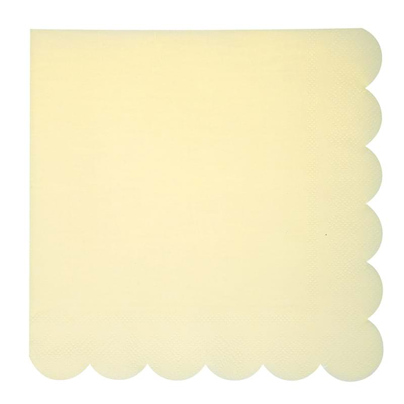 grandes-serviettes-papier-pastel-jaune-merimeri