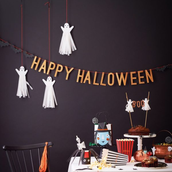Halloween Bats hanging decoration