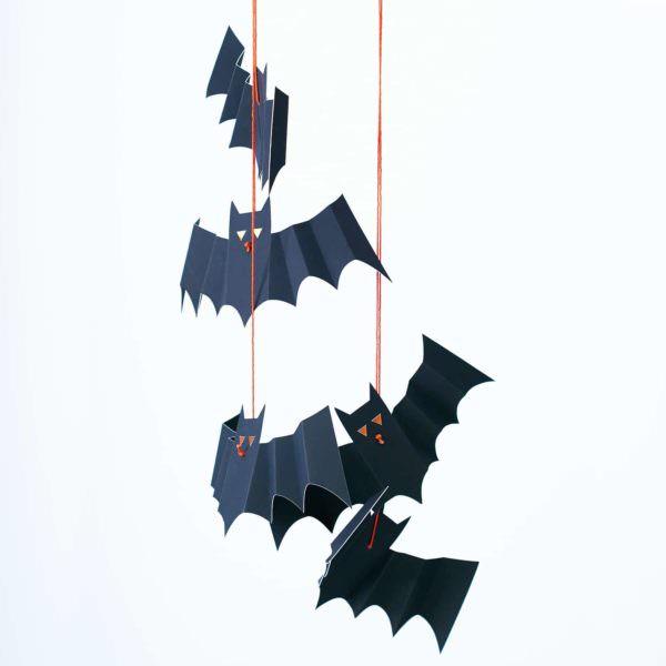 Décoration Chauve-souris d'Halloween