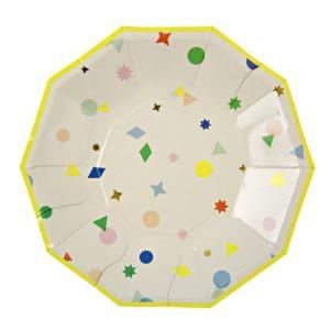 Confetti Plates (Small)