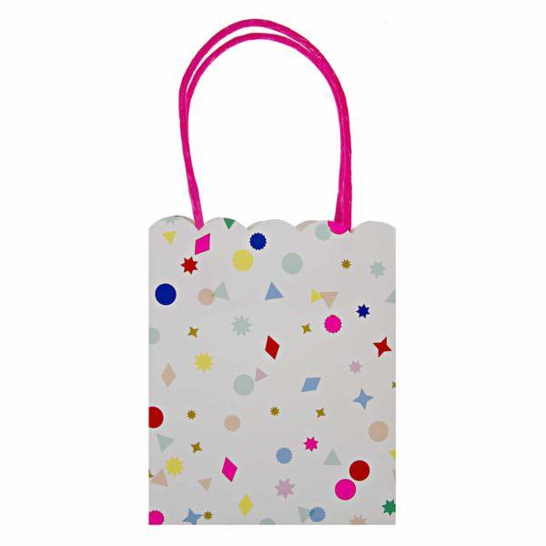 Confetti party bags