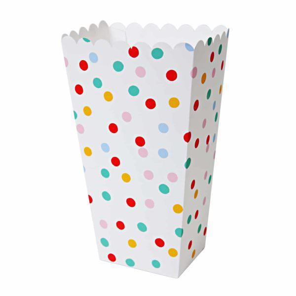 Popcorn boxes Confetti