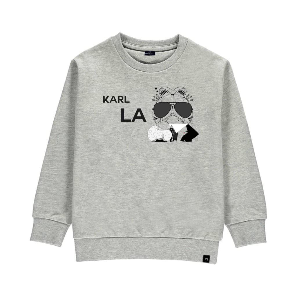 sweatshirt-pull-chat-garfield-Karl-Lagarfield-heavenking-baby-prestige