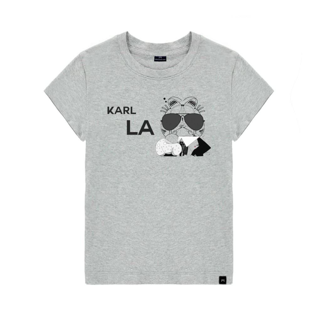 tshirt-gris-chat-garfield-Karl-Lagarfield-heavenking-baby-prestige