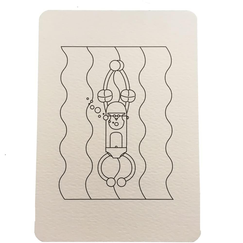 carte-postale-a-colorier-wistiworld-plongeur-monde