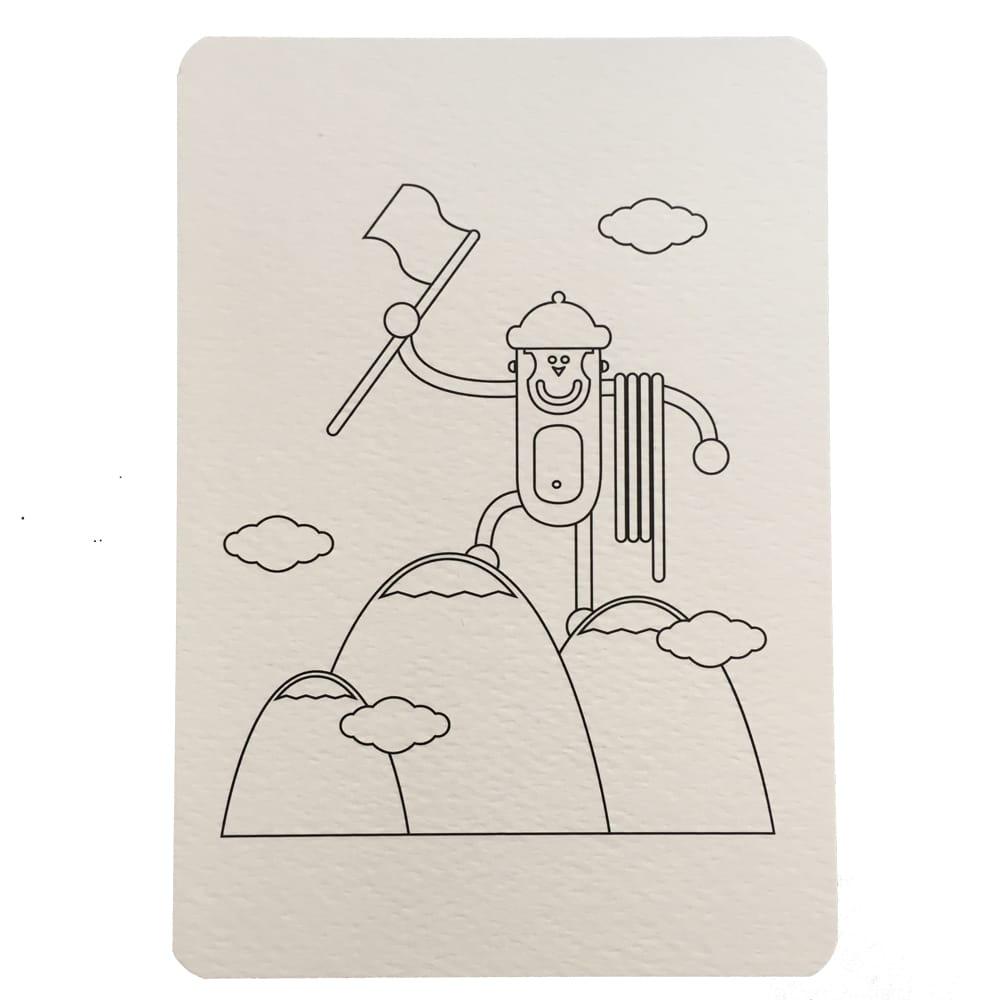 carte-postale-a-colorier-wistiworld-randonnée-monde