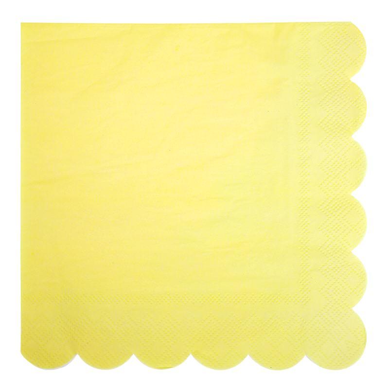 serviette-neon-jaune-fluo-meri-meri-baby-prestige