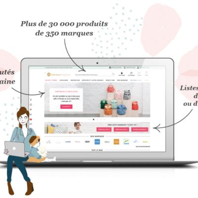 Berceaumagique.com // le plus grand choix de produits pour bébés, jeunes enfants et parents 4