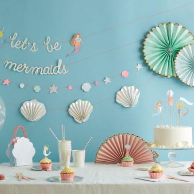 Mermaids 2-8 years-old