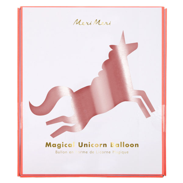 Ballon Licorne Magique