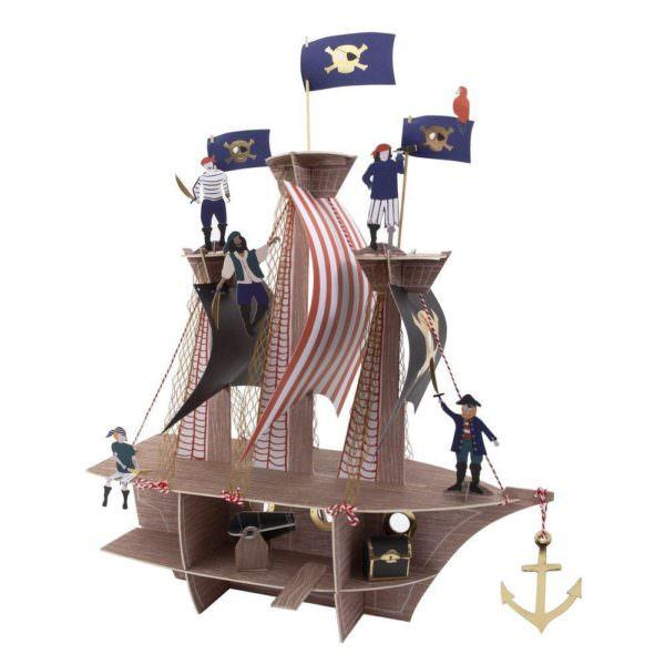 Centre de table Pirates