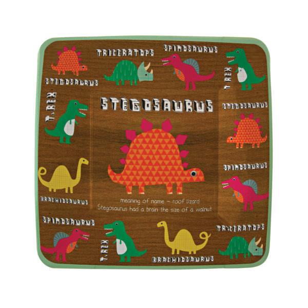 Small Dinosaur plates