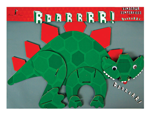 Stegosaurus Party Centerpiece