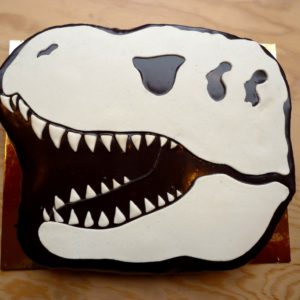Gâteau Dents Tranchantes