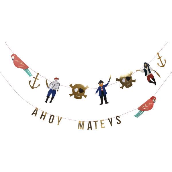 Guirlande Ahoy Mateys