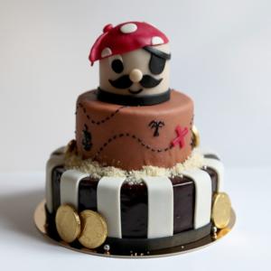 Gâteau Ile aux Pirates