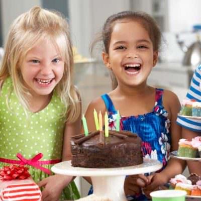 Organisation d'un anniversaire pour un enfant de 4 ans