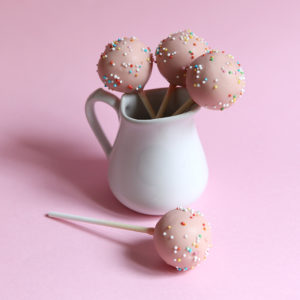 Popcakes Confettis vanille
