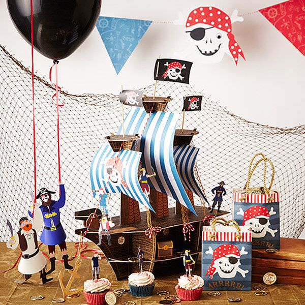 Portes-Ballons Pirates