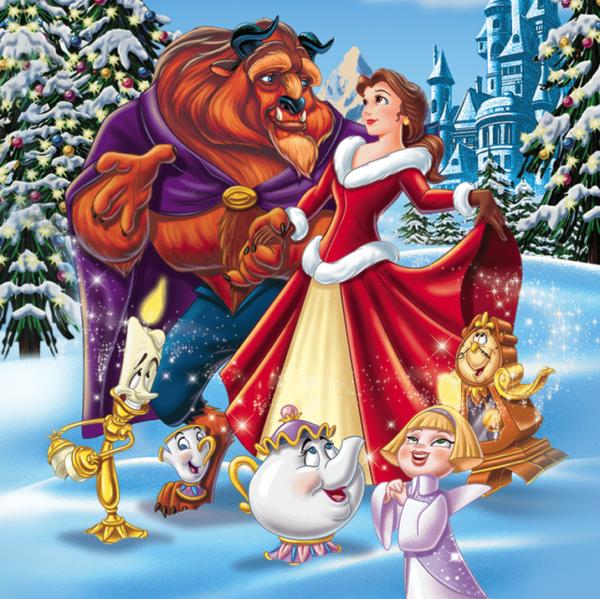 """Soirée cinéma """"La Belle et la Bête 2: le Noël enchanté""""  Vendredi 18 Décembre 16:30"""